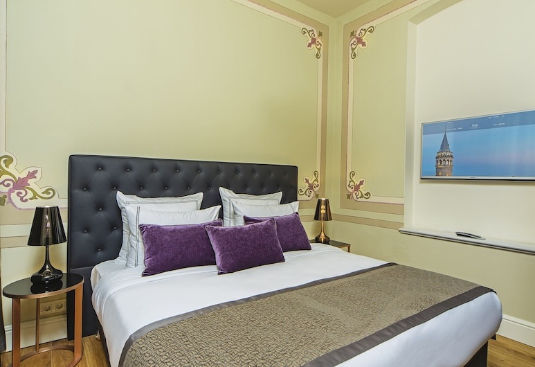 Sophisticatedly Decorated 2 Bedroom Apartment in Galata, Istanbul