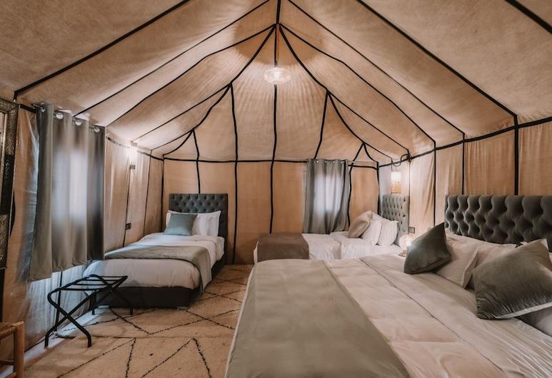 Anir Luxury Camp, ริสซานิ, ดีลักซ์เต็นท์, ห้องพัก