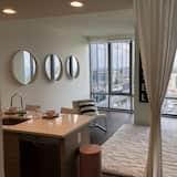 Este apartamento es increíble muy cerca de Nueva York.