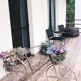 標準客房, 1 張特大雙人床, 山景 (6) - 陽台