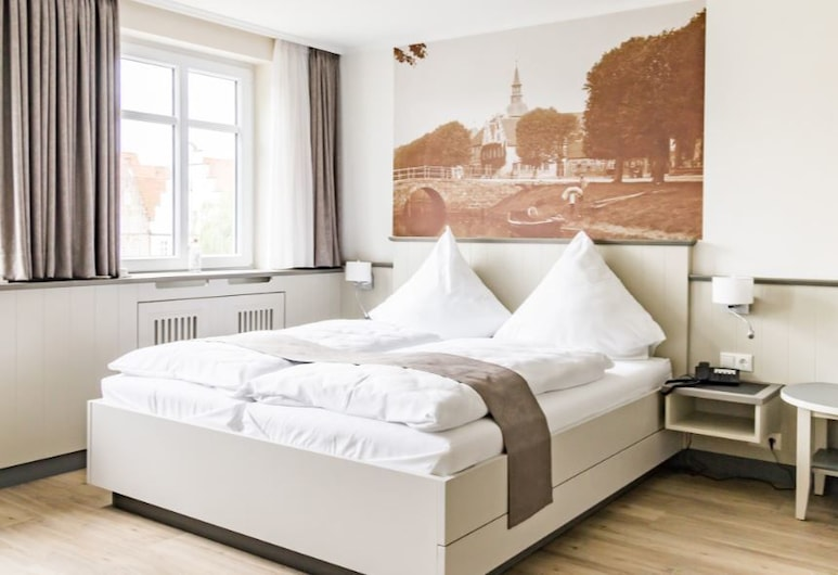 Hotel Klein Amsterdam, Фридрихштадт, Двухместный номер, одноместное размещение, Номер