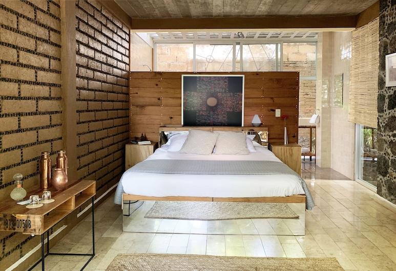Casa Santi Boutique Hotel, Tepoztlan, Design Room, Guest Room