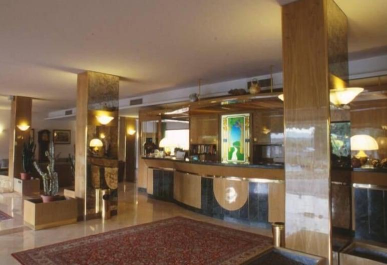 Grand Hotel Serre, Rapolano Terme, Recepción