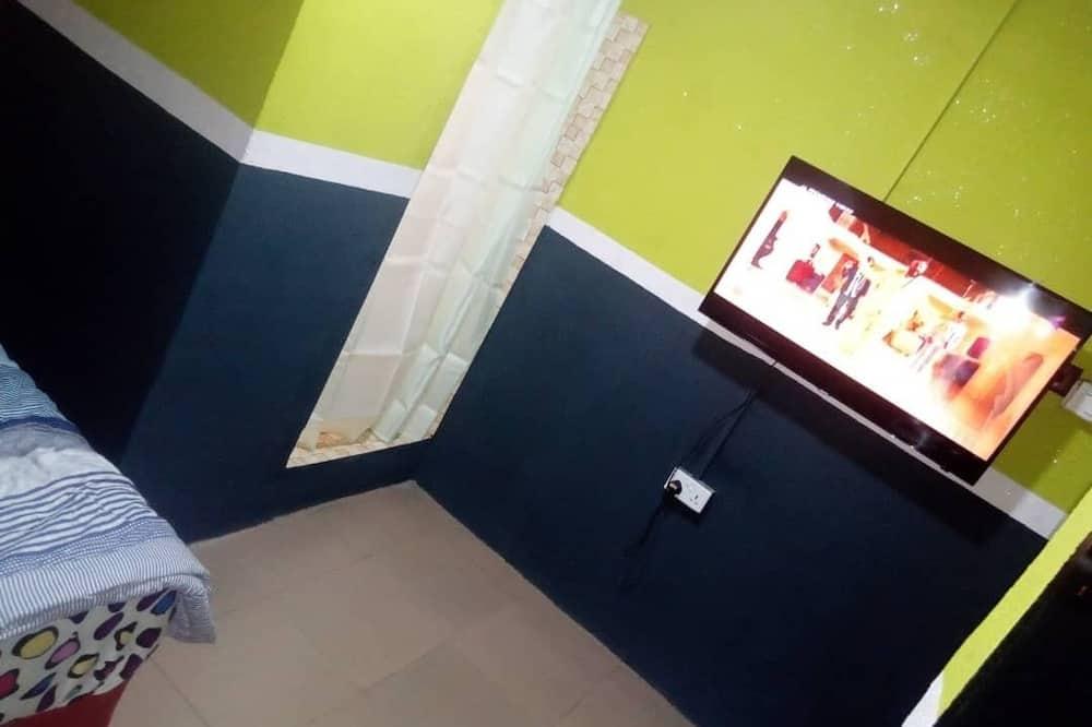 Deluxe dvokrevetna soba - Televizor