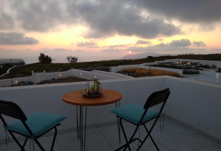 Villa Meliria Cadera View, Santorini, House, 3 Bedrooms, Sea View, Balcony