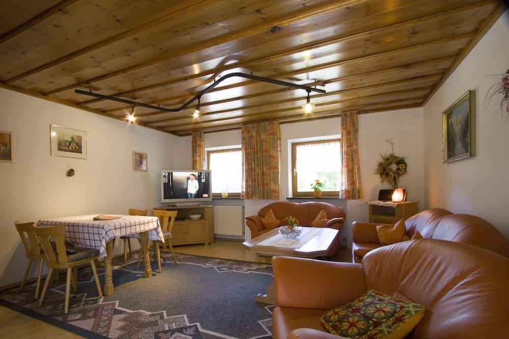 Apartment, Balkon (1) - Wohnbereich