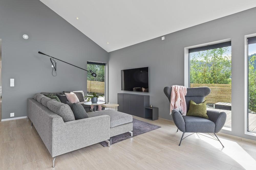 Luksus-villa - Stue