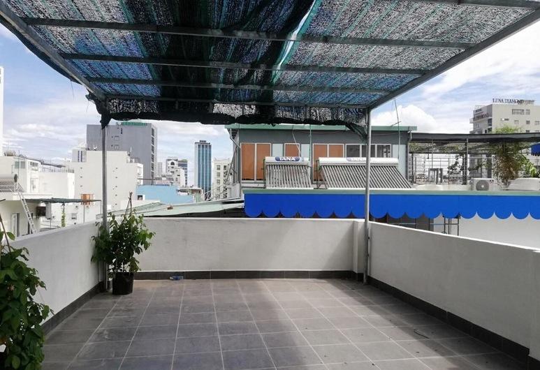Joey Apartment, Дананг, Терраса/ патио