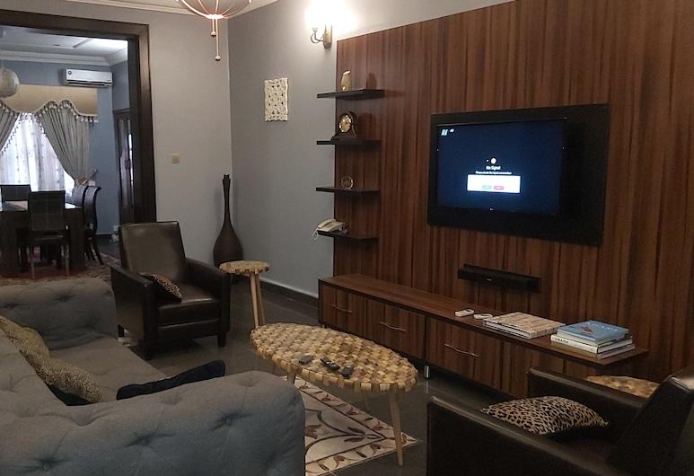Beo Homes Serviced Apartment, Abuja, Vnútorný vchod