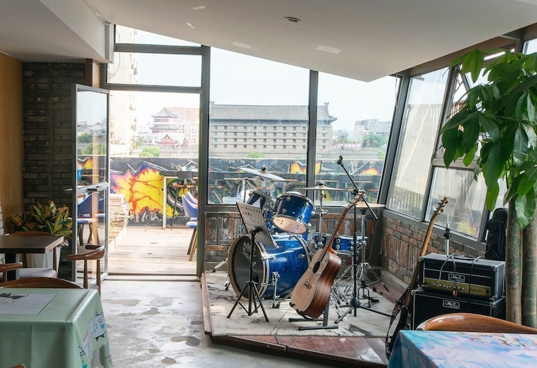 Xian busy hotel(Train Station/north Gate), Xi'an, Rezeption