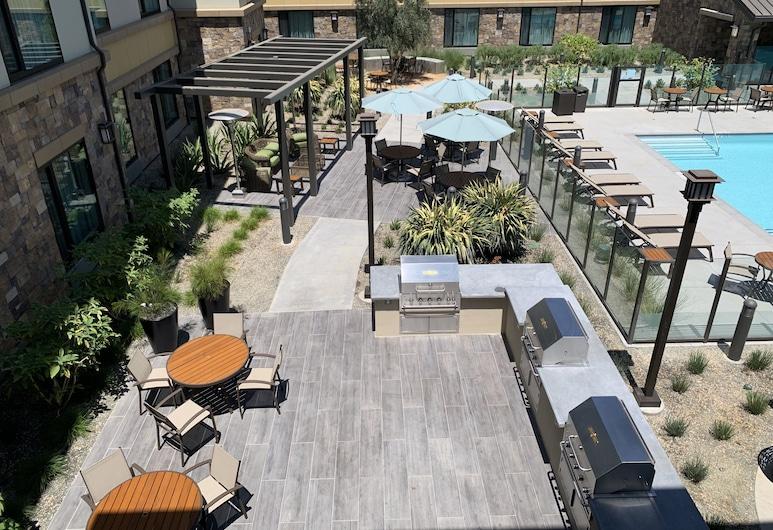 Courtyard by Marriott Thousand Oaks Agoura Hills, Agoura Hills, Grillimis-/piknikukoht