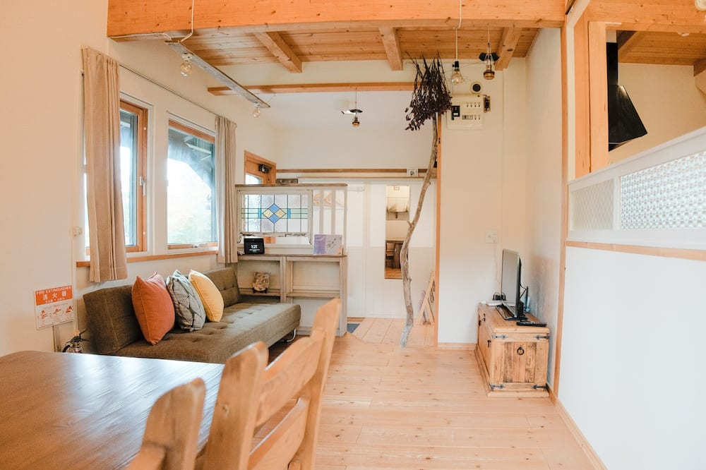 Loft (Cottage Lavender C) - Vardagsrum