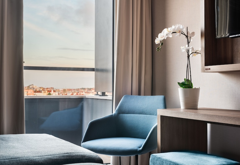 EXE Saldanha, Lisbon, Double Room, Guest Room