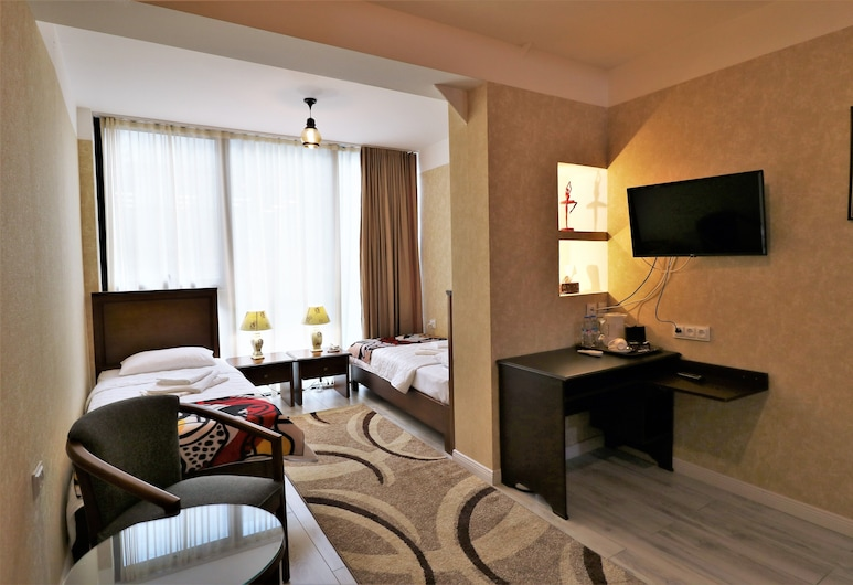Hotel Liberty Theatre, Tbilisi, Standard Twin Room, Guest Room