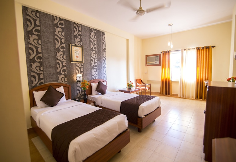 The Olive Star, Mysore, Deluxe Non AC Room, Guest Room