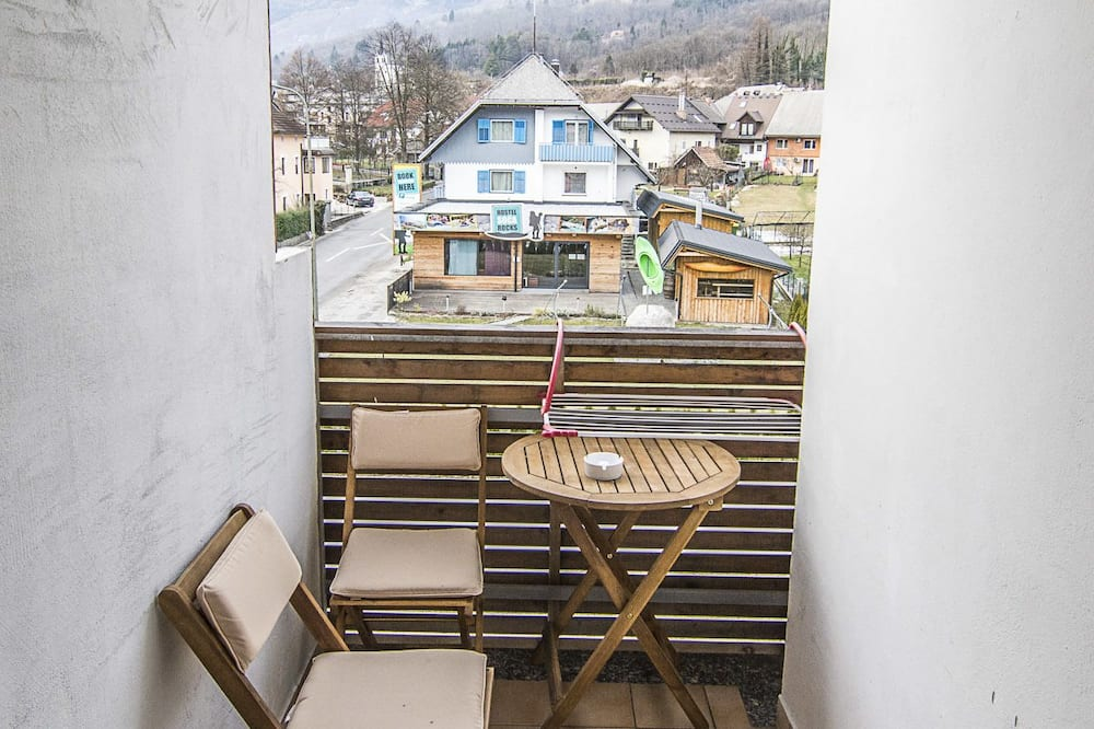 Apart Daire, Balkon, Dağ Manzaralı (A1) - Balkon