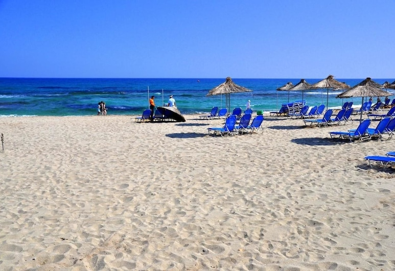 Ble Island, Hersonissos, Beach