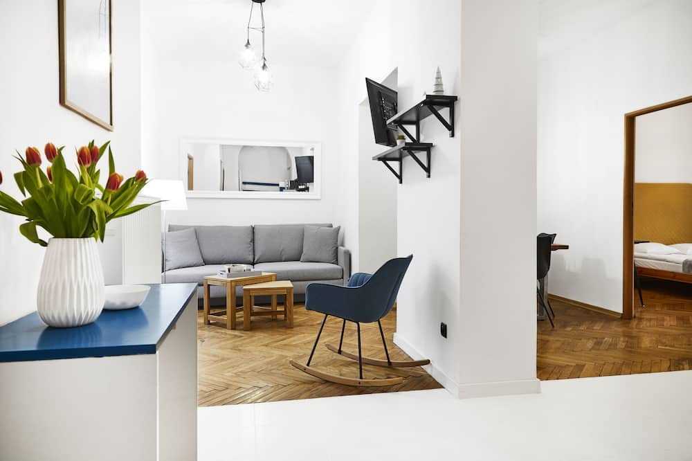 Design appartement, Balkon (8) - Uitgelichte afbeelding