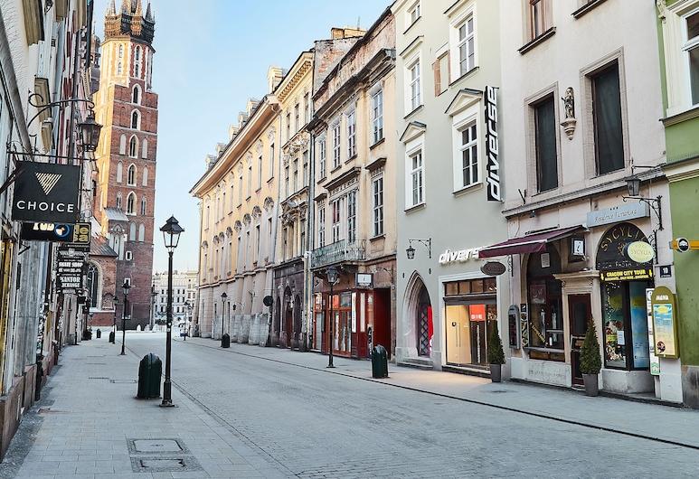 Prime location Florianska Apartments, Cracovie, Appartement, 2 chambres, Extérieur