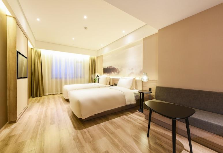 Atour Hotel Xichang Road Langfang, Langfang, Pokój dwuosobowy typu Premium, Pokój