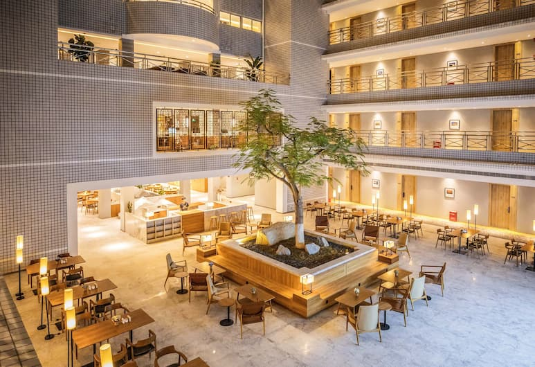 Atour Hotel Daguanyuan Jinan, Jinan, Lobby