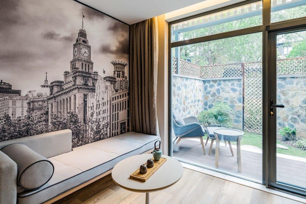 Apartmá typu Superior - Obývací pokoj