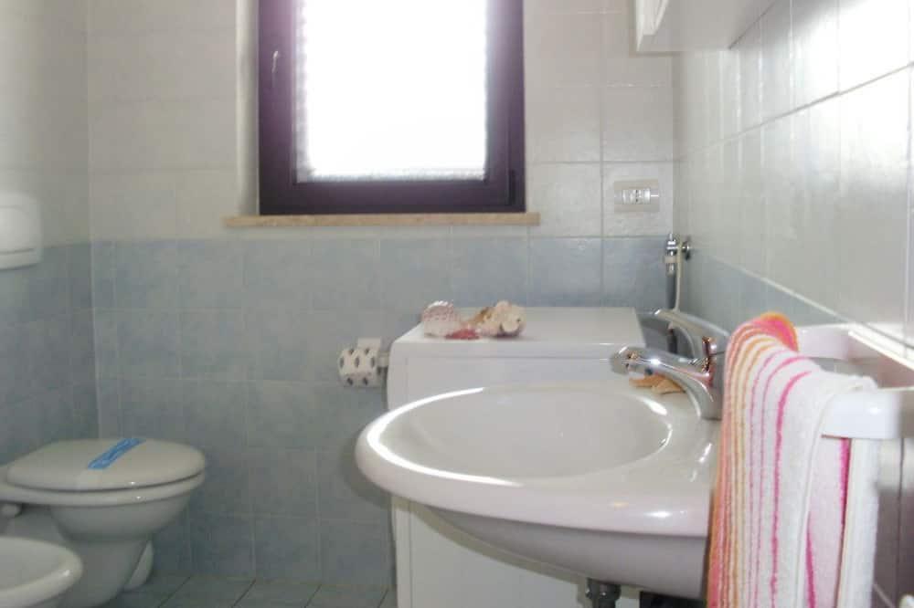 Lägenhet Comfort - 1 sovrum - Badrum