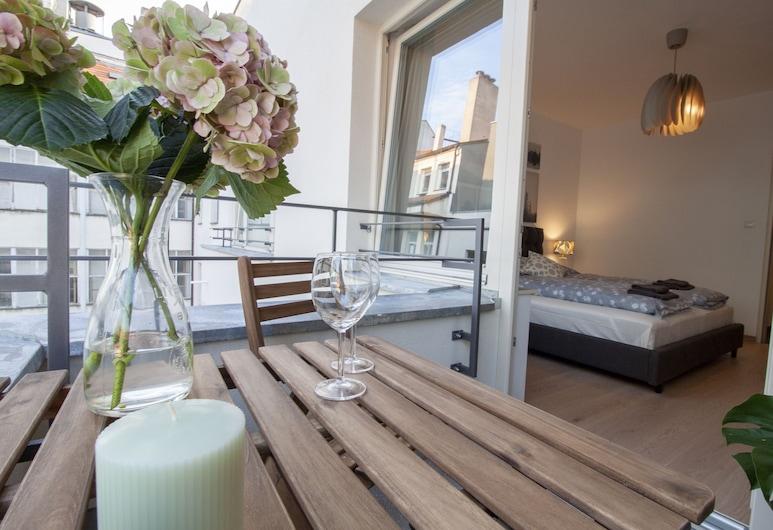 Krakovska ApartMeet, Praga, Apartamento Exclusivo, Terraço/Pátio Interior