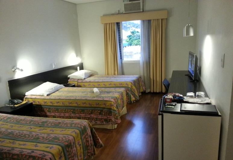 Hotel Bramig, Itajuba, Deluxe Tek Kişilik Oda, Oda