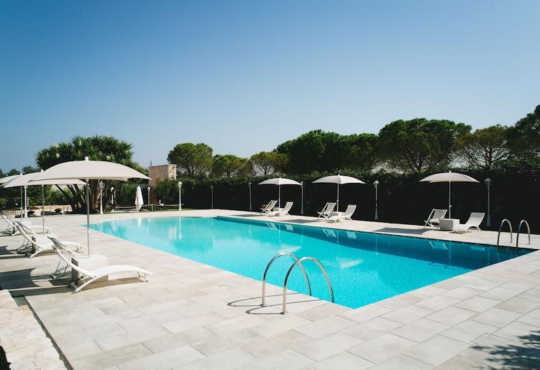 San Marco Antico Relais, Bitonto, Infinity Pool