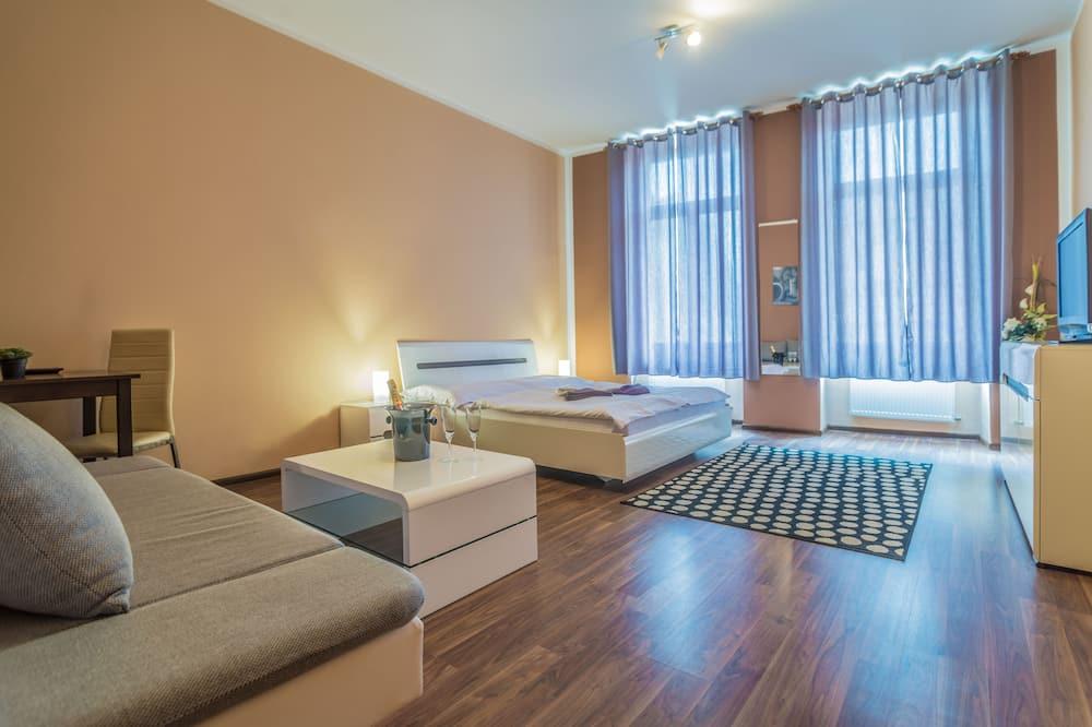อพาร์ทเมนท์ (Extra bed) - ห้องพัก