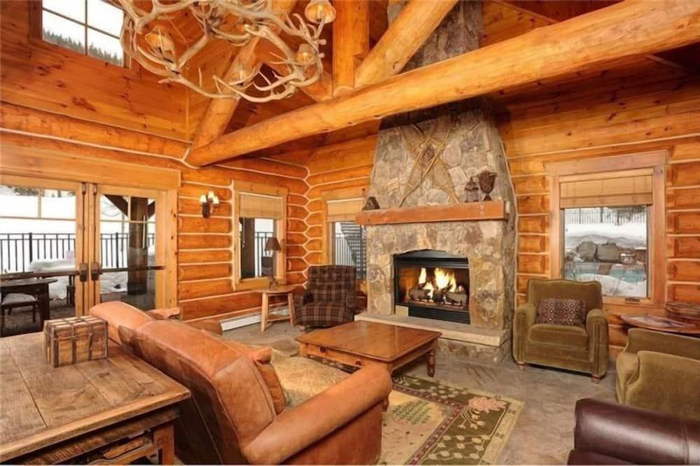 單棟房屋 (650-2_Settlers_Creek) - 客廳