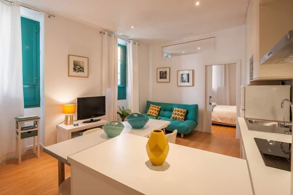 Standard-Apartment, 1 Schlafzimmer - Wohnbereich