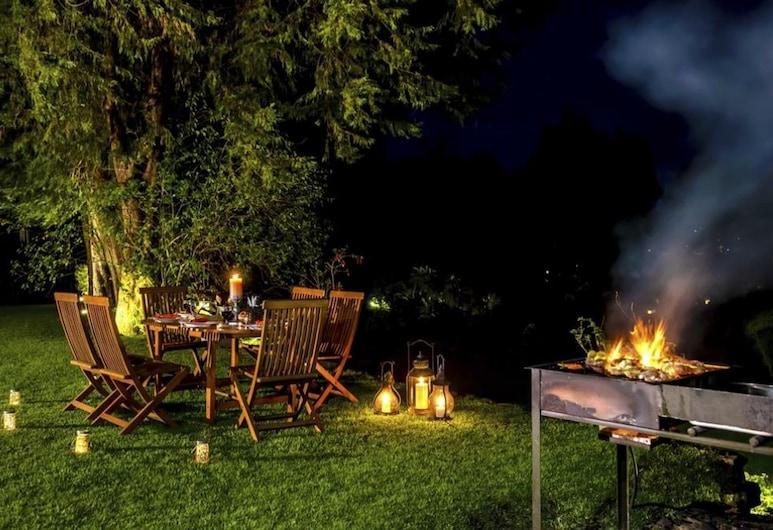 Brockenhurst Villa, Nuwara Eliya, Outdoor Dining