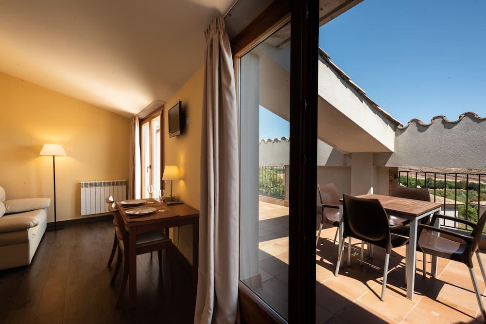 Căn hộ, 2 phòng ngủ (Duplex - 4 adults) - Sân thượng/sân hiên