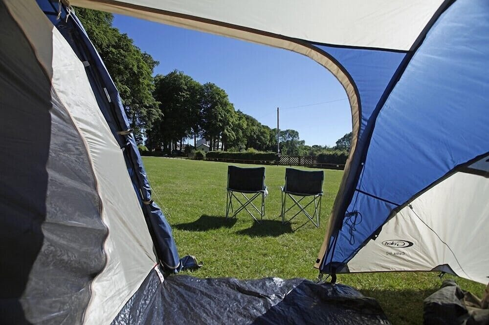 Tent (Timber Tent) - Room