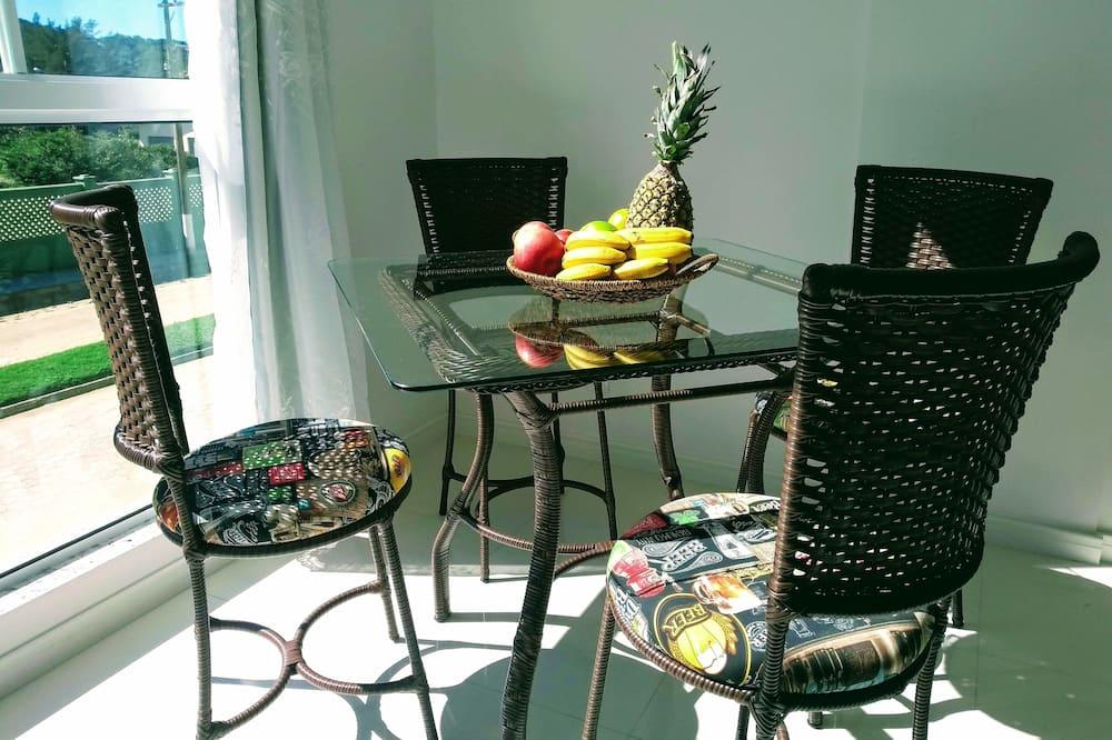 Leilighet – standard - Bespisning på rommet