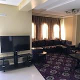 Comfort-Apartment - Wohnzimmer