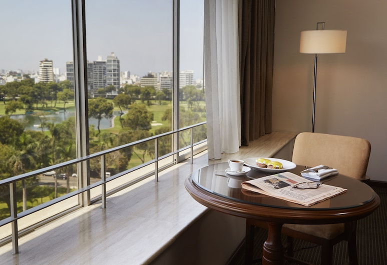 BTH Hotel Lima Golf, Lima, Pokoj typu Grand, Výhled z pokoje