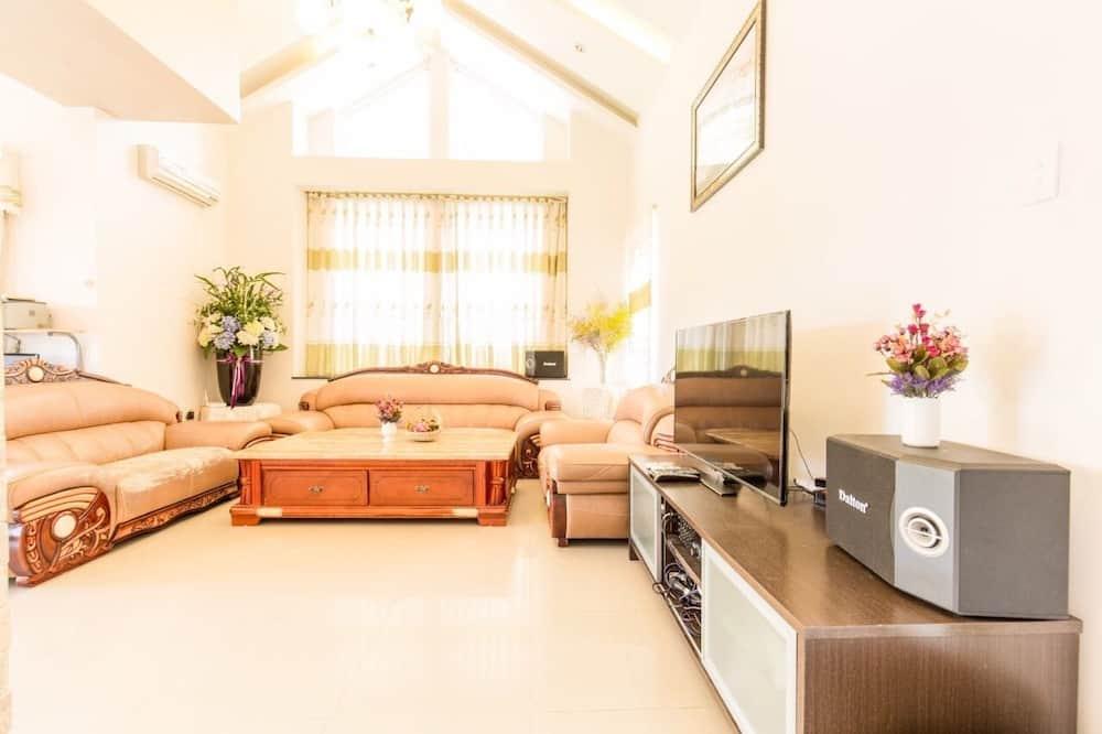 Villa - Salle de séjour