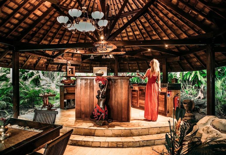Rohotu Fare , Bora Bora, Garden View Suite, Living Area