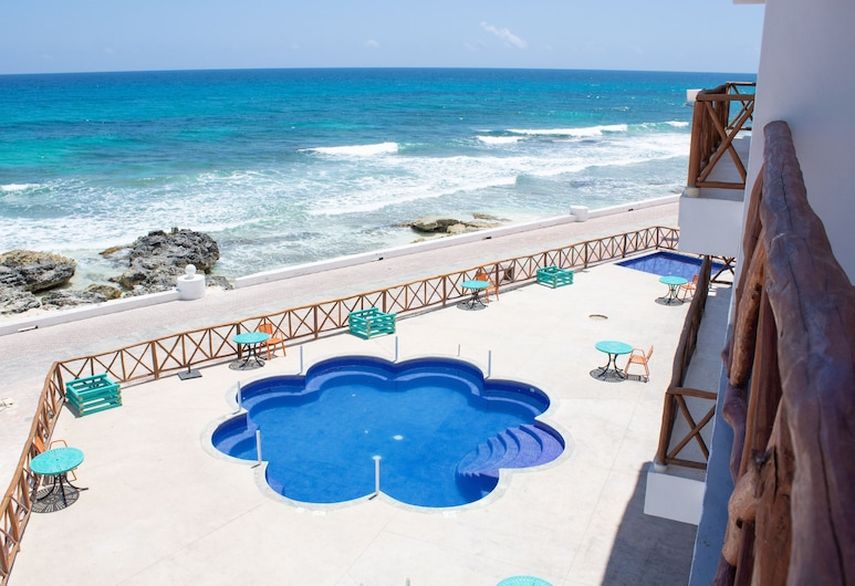 Esduma La Perla Hotel Isla Mujeres, Isla Mujeres, Suite King, Beach/Ocean View
