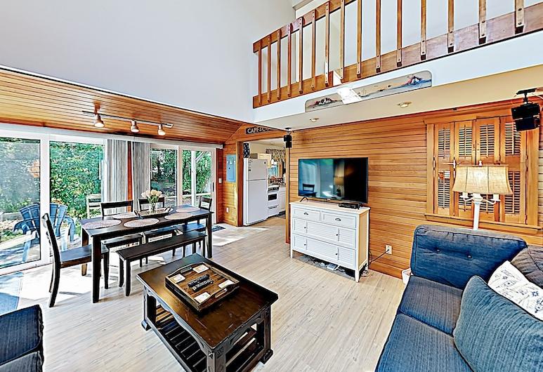 55 West Dennis - 3 Br Home, ווסט דניס, בית, 3 חדרי שינה, סלון
