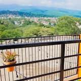 Četverokrevetna soba - Pogled s balkona