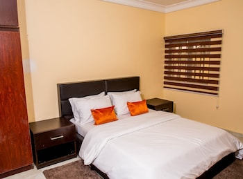 Bild vom Tennys Place Apartments GARKI in Abuja