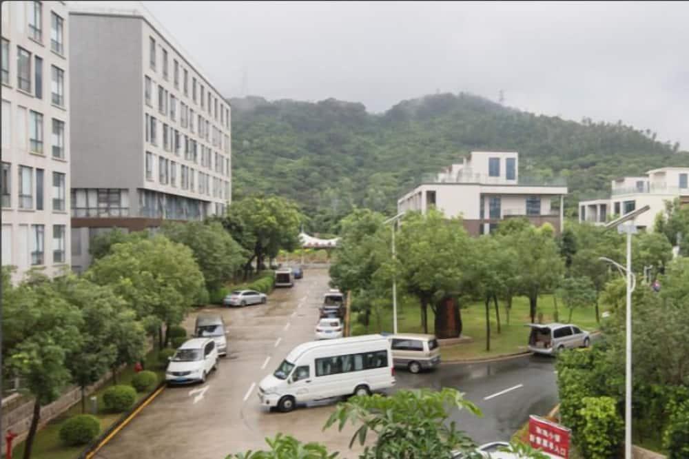 Phòng 2 giường đơn có tầm nhìn toàn cảnh - Quang cảnh núi