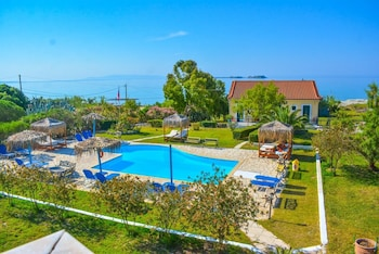 Picture of Xi Village in Kefalonia