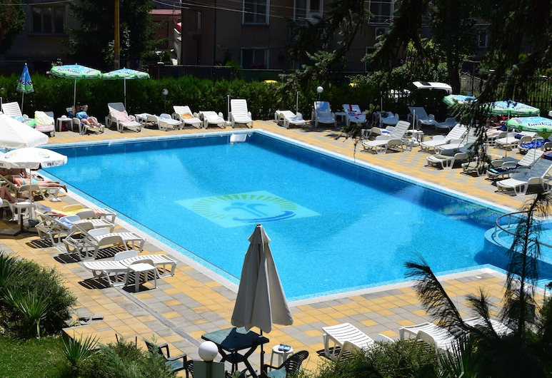 Balneo Hotel Druzhba 1, Sofia, Outdoor Pool