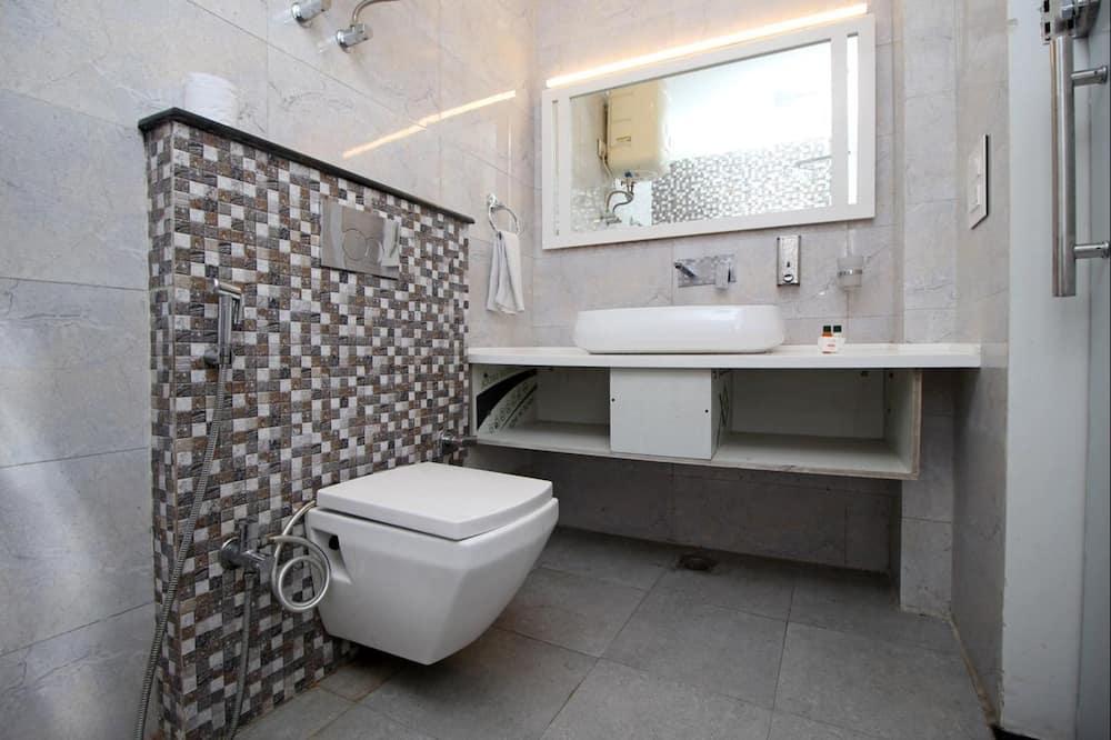 Deluxe Room, 1 Katil Kelamin (Double) - Bilik mandi