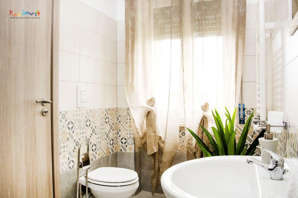 豪華雙人房 (Afrodite) - 浴室